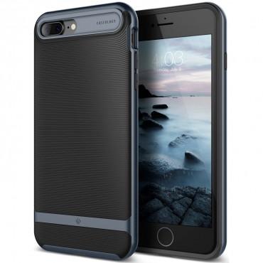 Caseology Wavelength Series védőtok iPhone 7 Plus készülékekhez – charcoal black