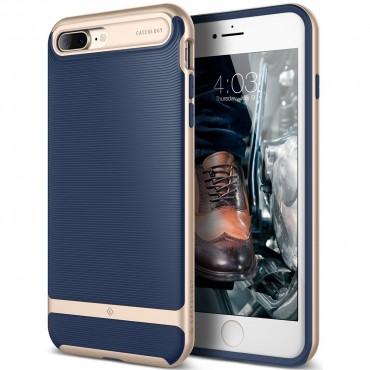 Ovitek Caseology Wavelength iPhone 7 Plus készülékekhez – navy blue
