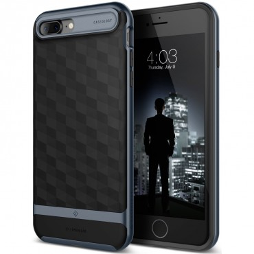 Caseology Parallax védőtok iPhone 7 Plus készülékekhez – fekete