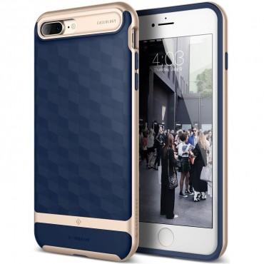 Ovitek Caseology Parallax Series iPhone 7 Plus készülékekhez – navy blue
