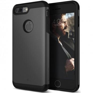 Caseology Titan Series védőtok iPhone 7 Plus készülékekhez – gunmetal