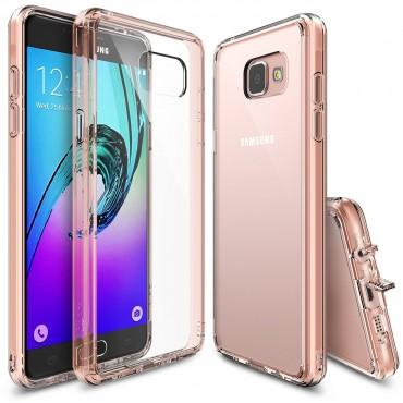 """Ringke """"Fusion"""" védőtok Samsung Galaxy A5 2016 készülékekhez - rose gold crystal"""