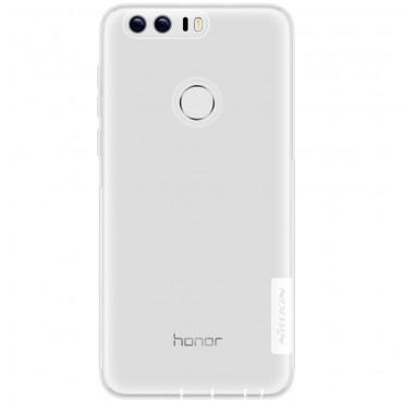 """Prémium vékony tok """"Nature"""" Huawei Honor 8 készülékekhez - átlátszó"""