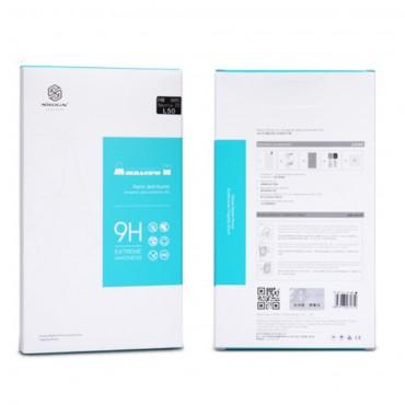 Prémium minőségű Nillkin 9H 0.3mm védőüveg Huawei P9 Lite készülékekhez