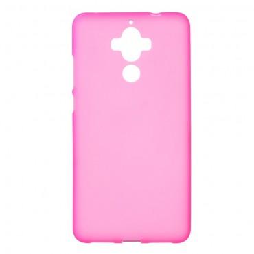TPU géles védőtok Huawei Mate 9 készülékekhez – rózsaszín