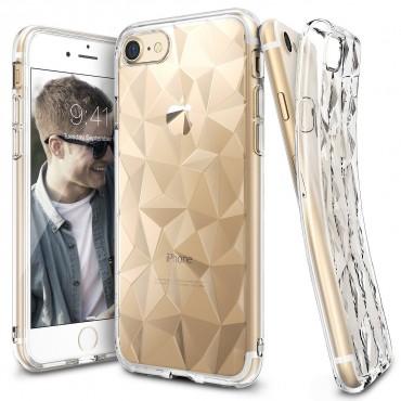 """Tok Ringke """"Air Prism"""" iPhone 8 / iPhone 7 készülékekhez - crystal clear"""