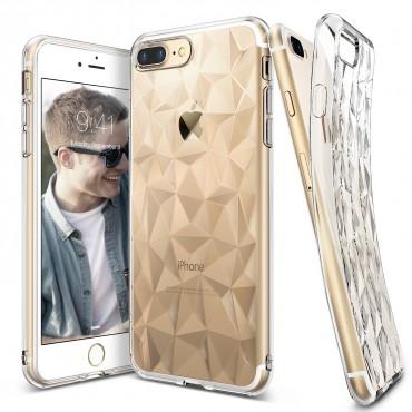 """Tok Ringke """"Air Prism"""" iPhone 8 Plus / iPhone 7 Plus készülékekhez - crystal clear"""