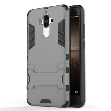 """Strapabíró """"Impact X"""" védőtok Huawei Mate 9 készülékekhez – szürke"""