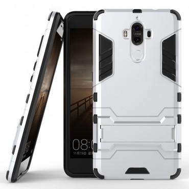 """Strapabíró """"Impact X"""" védőtok Huawei Mate 9 készülékekhez – ezüstszínű"""