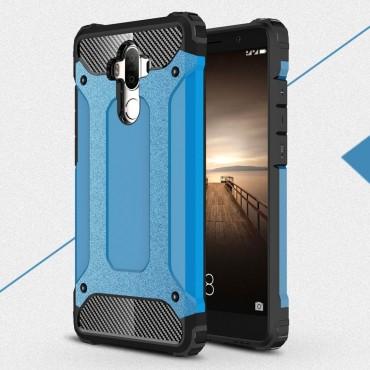 """Strapabíró """"Rock"""" védőtok Huawei Mate 9 készülékekhez – kék"""