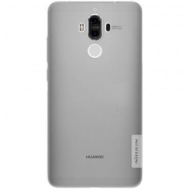 """Vékony """"Nature"""" prémium védőtok Huawei Mate 9 készülékekhez – szürke"""