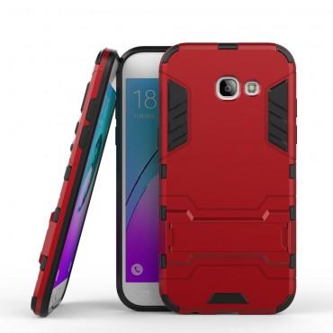 """Strapabíró """"Impact X"""" védőtok Samsung Galaxy A5 2017 készülékekhez – piros"""