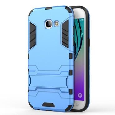 """Strapabíró """"Impact X"""" védőtok Samsung Galaxy A5 2017 készülékekhez – kék"""