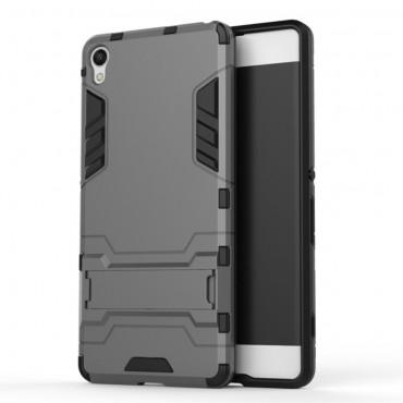 """Strapabíró """"Impact X"""" védőtok Sony Xperia XA készülékekhez – szürke"""