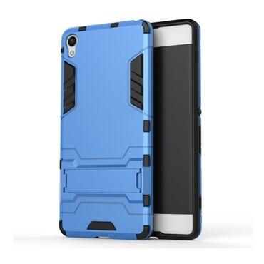 """Strapabíró """"Impact X"""" védőtok Sony Xperia XA készülékekhez – kék"""