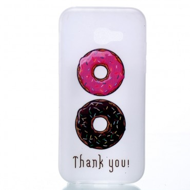 """Világító """"Doughnuts"""" védőtok Samsung Galaxy A5 2017 készülékhez"""