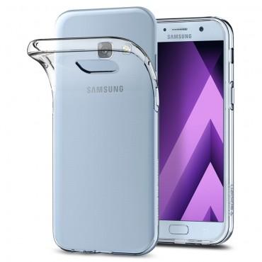 """Spigen """"Liquid Crystal"""" védőtok Samsung Galaxy A5 2017 készülékekhez"""