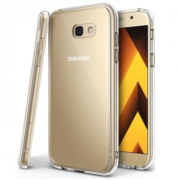 """Tok Ringke """"Fusion"""" Samsung Galaxy A5 2017 készülékekhez - crystal view"""