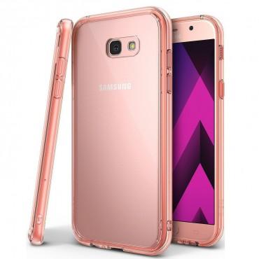 """Ringke """"Fusion"""" védőtok Samsung Galaxy A5 2017 készülékekhez - rose gold"""