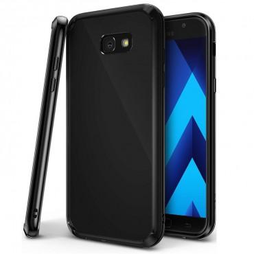 """Ringke """"Fusion"""" védőtok Samsung Galaxy A3 2017 készülékekhez - shadow black"""