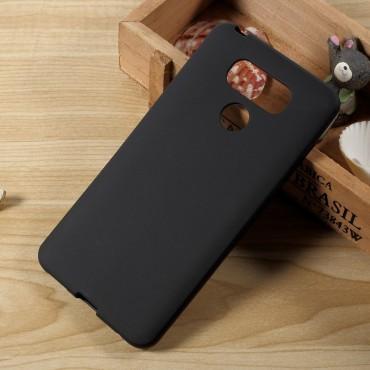 TPU géles védőtok LG G6 készülékekhez – fekete