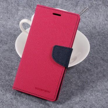 Goospery Fancy Diary tárca LG G6 készülékekhez – magenta