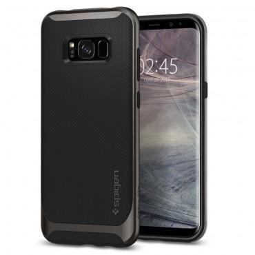 """Tok Spigen """"Neo Hybrid"""" Samsung Galaxy S8 Plus készülékekhez - gunmetal"""