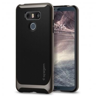 """Tok Spigen """"Neo Hybrid"""" LG G6 készülékekhez - gunmetal"""