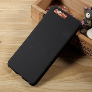 TPU gél tok Huawei P10 készülékekhez - fekete