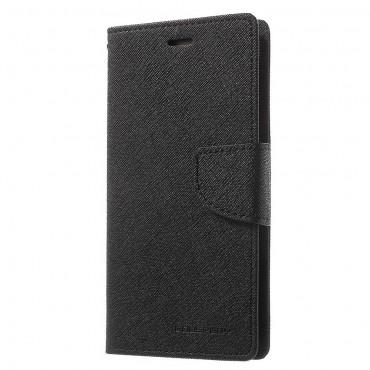 Goospery Fancy Diary tárca Huawei P10 készülékekhez – fekete