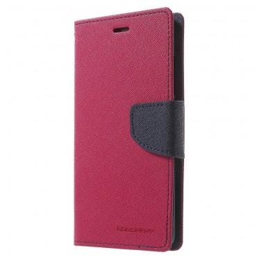 Goospery Fancy Diary tárca Huawei P10 készülékekhez – magenta