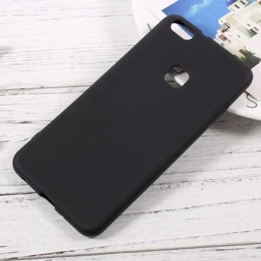 TPU gél tok Huawei P10 Lite készülékekhez - fekete
