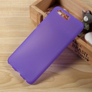 TPU géles védőtok Huawei P10 készülékekhez – lila