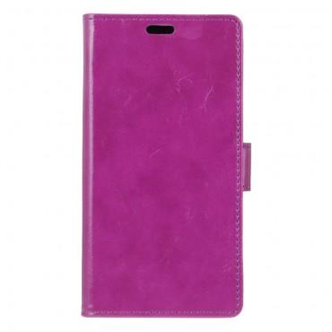 """Divatos """"Smooth"""" tárca Huawei P10 készülékekhez – lila"""