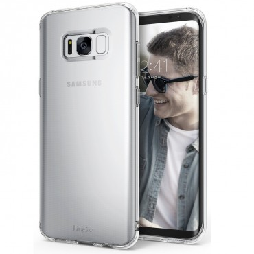 """Tok Ringke """"Air"""" Samsung Galaxy S8 Plus készülékekhez - crystal view"""