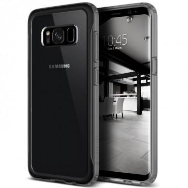 Caseology Coastline Series védőtok Samsung Galaxy S8 telefonokhoz – szürke
