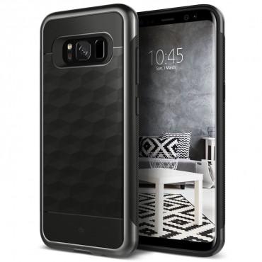 Caseology Parallax Series védőtok Samsung Galaxy S8 Plus készülékekhez – black