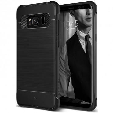 Caseology Vault védőtok Samsung Galaxy S8 Plus készülékekhez – black