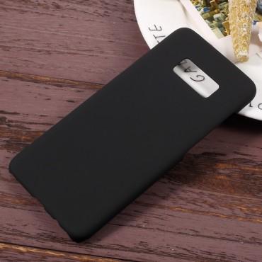 Kemény TPU védőtok Samsung Galaxy S8 készülékekhez – fekete
