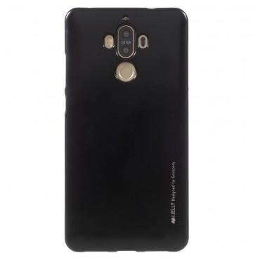 Goospery iJelly Case TPU géles védőtok Huawei Mate 9 készülékekhez – fekete