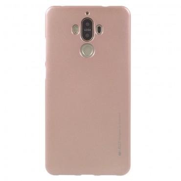 Goospery iJelly Case TPU géles védőtok Huawei Mate 9 készülékekhez – rózsaszín