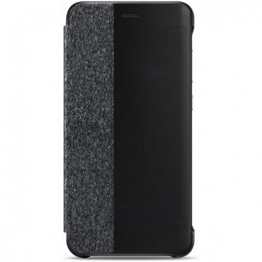 "Eredeti ""Smart Cover"" védőtok Huawei P10 Lite - szürke"