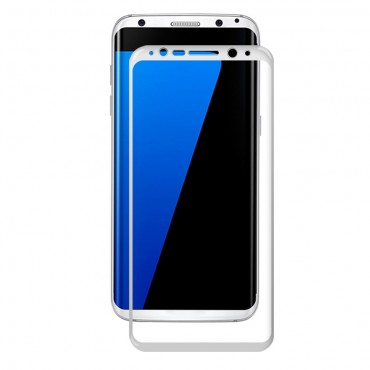 Magas minőségű Full Body Amorus védő üveg Samsung Galaxy S8 telefonokhoz