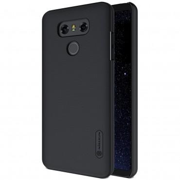 Super Frosted Shield prémium védőtok LG G6 készülékekhez – fekete