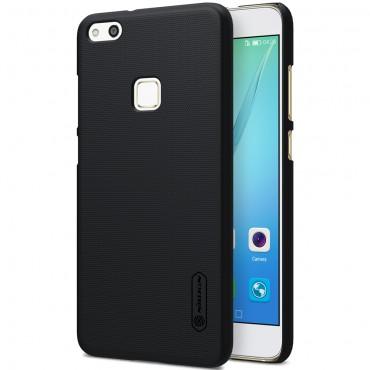 Super Frosted Shield prémium védőtok Huawei P10 Lite készülékekhez – fekete