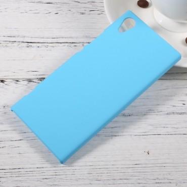 Kemény TPU védőtok Sony Xperia XA1 készülékekhez – kék