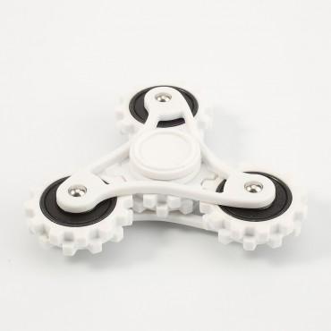 """Fidget spinner """"Gear"""" - fehér"""