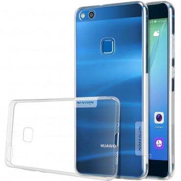 """Prémium vékony tok """"Nature"""" Huawei P10 Lite készülékekhez - átlátszó"""