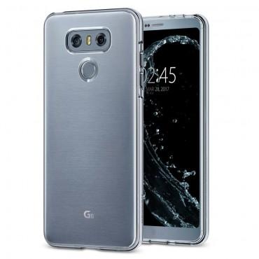 """Tok Spigen """"Liquid Crystal"""" LG G6 készülékekhez"""