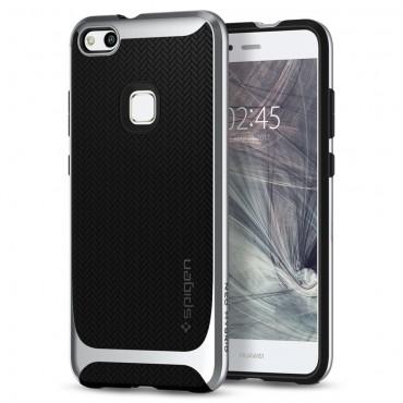 """Spigen """"Neo Hybrid"""" védőtok Huawei P10 Lite készülékhez – satin silver"""
